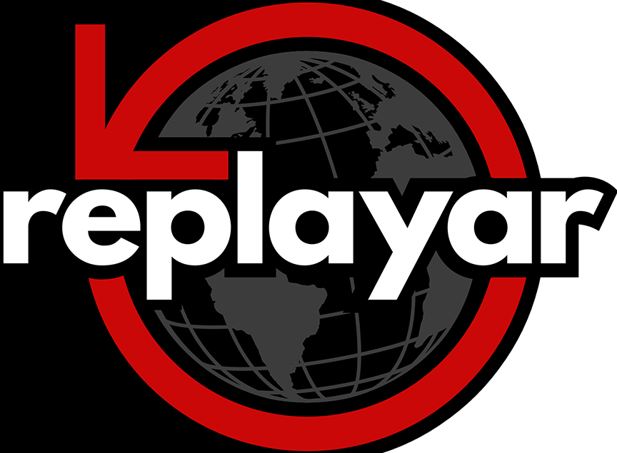 Replay AR logo